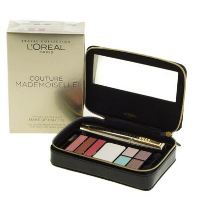 L'Oreal Couture Mademoiselle Makeup Palette Gift Set