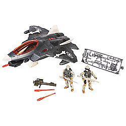 Soldier Force Hurricane Playset
