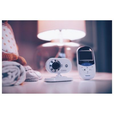 MBP27T Digital Audio  Video Baby Monitor