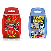 Top Trumps Doctor Who, Who'S The Most Terrifying?
