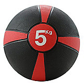 Fitness Mad Apollo Medicine Ball Red Stripe 5Kg