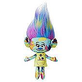 DreamWorks Trolls Hug 'N Soft Toy Doll - Harper