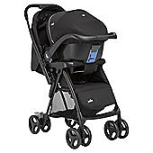 Joie Mirus Travel System, Black (Includes group 0 car seat)