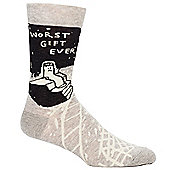 Worst Gift Ever Mens Socks