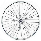 Wilkinson 27 x 1 1/4 Front Alloy Wheel in Silver