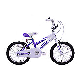 "Ammaco Misty 16"" Wheel BMX Girls Bike"