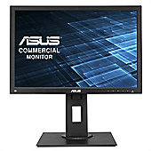 "ASUS BE209QLB IPS 19.45"" Black Matt - computer monitors (1440 x 900 pixels, IPS, Matt, 1440 x 900 (WXGA+), 1000:1, 10000000:1)"