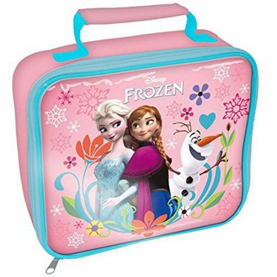 Disney Frozen Elsa & Anna 'Follow Your Heart' Premium Lunch Bag