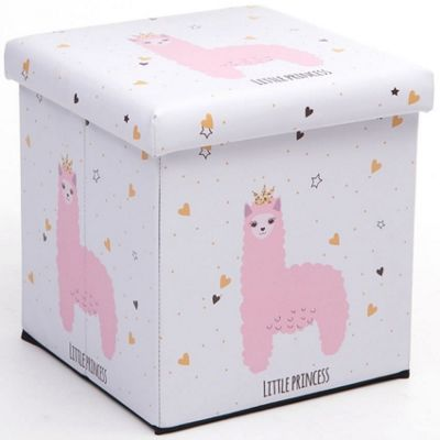 Little Princess, Llama Storage Box and Seat