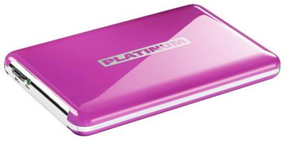 Platinum 103202 MyDrive 500GB - Violet