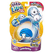 Little Live Pets S1 Lil Hedgehog - Snowbie #Blue