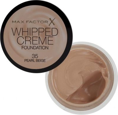 Max Factor Whipped Creme Foundation 18ml - Pearl Beige 35