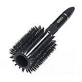 Kent Large Radial Black Bristle Brush - KS56