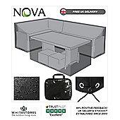 Nova Corner Dining Set Outdoor Garden Furniture Protective Cover