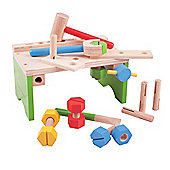 Bigjigs Toys Carpenter's Bench
