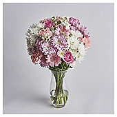 Pink Rose & Germini Bouquet Large