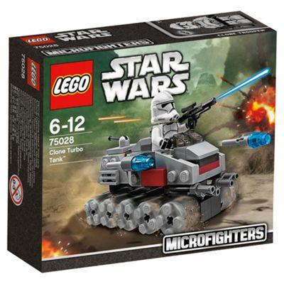 LEGO Star Wars Clone Turbo Tank 75028