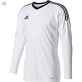 Adidas Revigo 17 Goalkeeper Jersey Junior - White