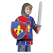 Melissa & Doug Role Play Costume Set Knight
