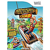 Cabelas Adventure Camp - NintendoWii