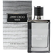 Jimmy Choo Man Eau de Toilette (EDT) 50ml Spray For Men