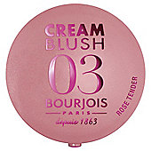 Bourjois Lrp Blush Crème Rose Tender T03