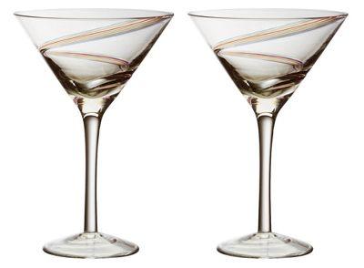 Anton Studio Arc Cocktail Glasses, Set of 2