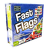 Green Board Games Fast Flags The Ultimate Flag Matching Game