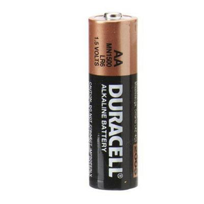 Duracell 20x AA 1.5V Alkaline non-rechargeable battery