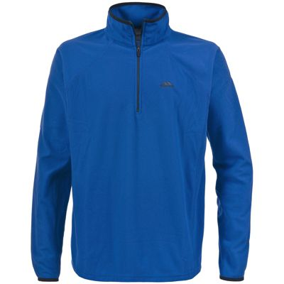Trespass Tikker Half Zip Fleece M Electric blue