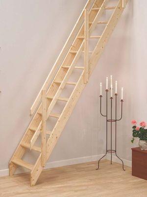 TB Davies Lisbon Wooden Loft Space Saving Stair