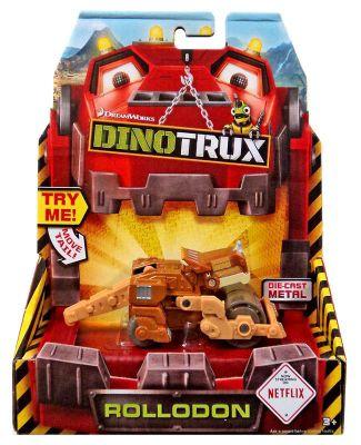 Dinotrux Diecast