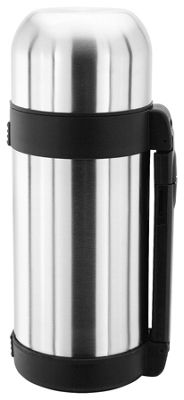 Judge Double Wall Stainless Steel Vacuum Flask with Pull Out Handle 1.2 Litre
