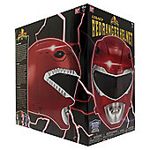 Mighty Morphin Power Rangers - Legacy Red Ranger Helmet