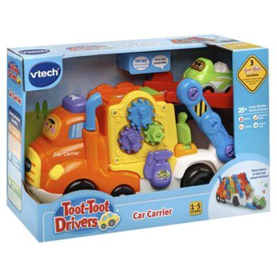 Vtech Toot-Toot Drivers Car Carrier Playset