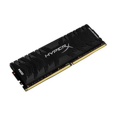HyperX Predator HX430C15PB3/16 16 GB 3000 MHz DDR4 CL15 DIMM 1.35V 288-Pin XMP Memory - Black