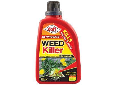 DOFF Glyphosate Weed Killer Concentrate 1 Litre