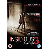 Insidious 3 DVD