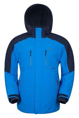 Mountain Warehouse Armstrong 4 Way Stretch Mens Ski Jacket ( Size: XXL )