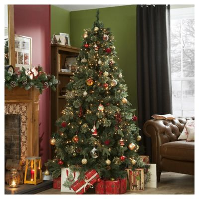 Buy 7ft Luxury Christmas Tree, Regency Fir from our ...