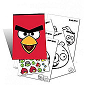 Angry Birds Close Up - A5 Activity Set - Action Figures