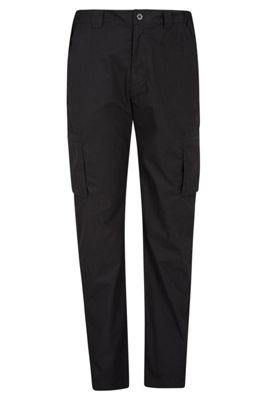 Mountain Warehouse Trek Mens Trousers - Long Leng ( Size: 44 )