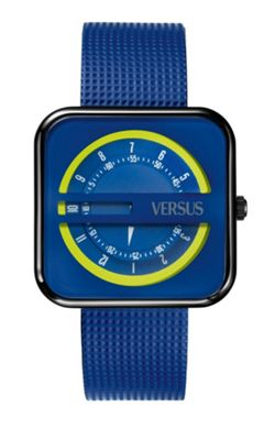 Versus Kyoto Mens Rubber Watch SGH030013