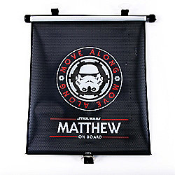 Star Wars Personalised Car Sun Shade 46x41cm - Stormtrooper c3bef7c3b52