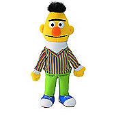 Sesame Street Bert 18cm Beanbag Soft Toy