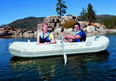 Hydro-Force Marine Pro Dinghy (Inflatable Floor)