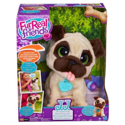 FurReal Friends JJ My Jumpin Pug