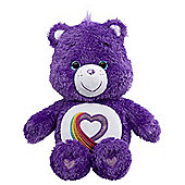 Care Bears Rainbow Heart 35th Anniversary Edition