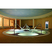 One Night Spa Break with Treatment and Dinner for Two at Whittlebury Hall: Sunday - Thursday