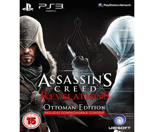 Assassins Creed Revelations Ottoman Edition